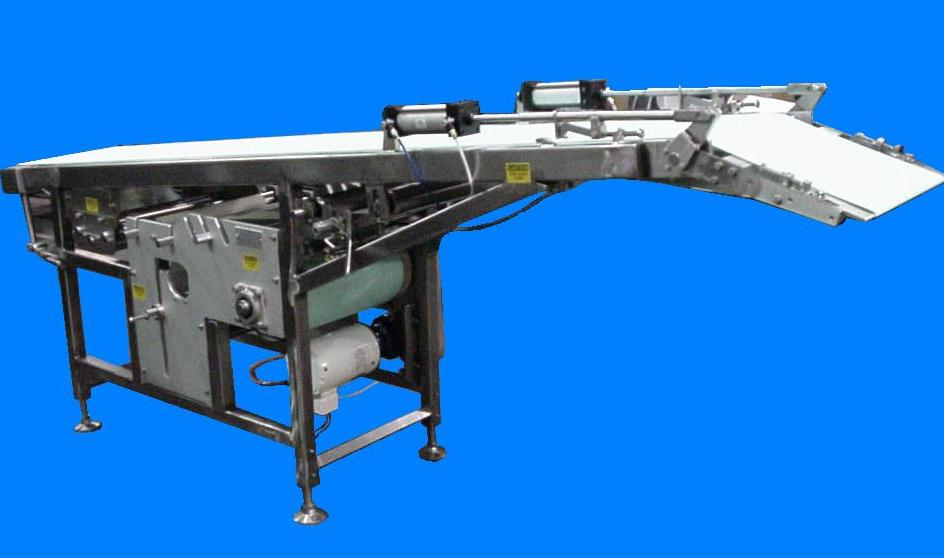 5. Oven Feed-On Conveyor