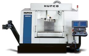 CNC VMC- Hurco BMX 40 (40 x 30 x 22)
