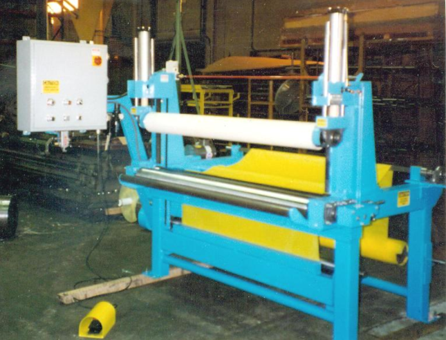 Winding Machine Rubber Cover Rollers