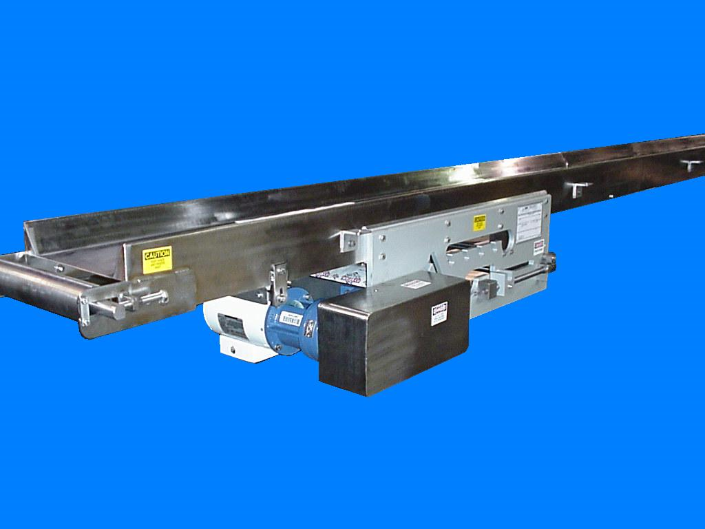 2. Dough Return Conveyor