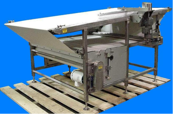 10. Incline Transfer Conveyor