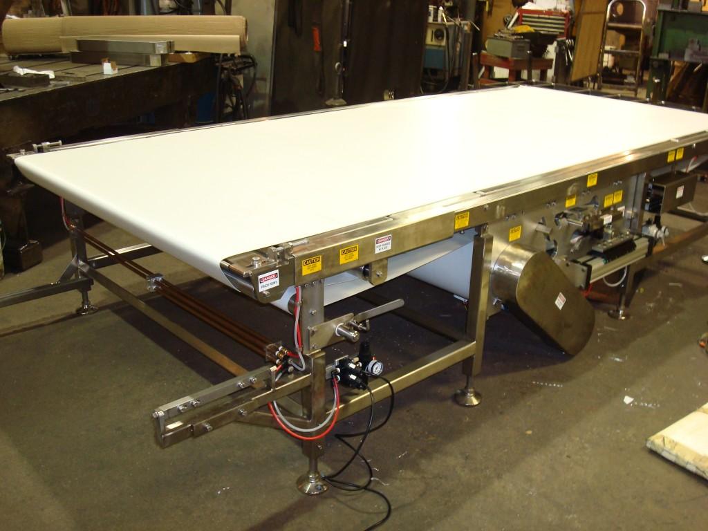 Panner Conveyor