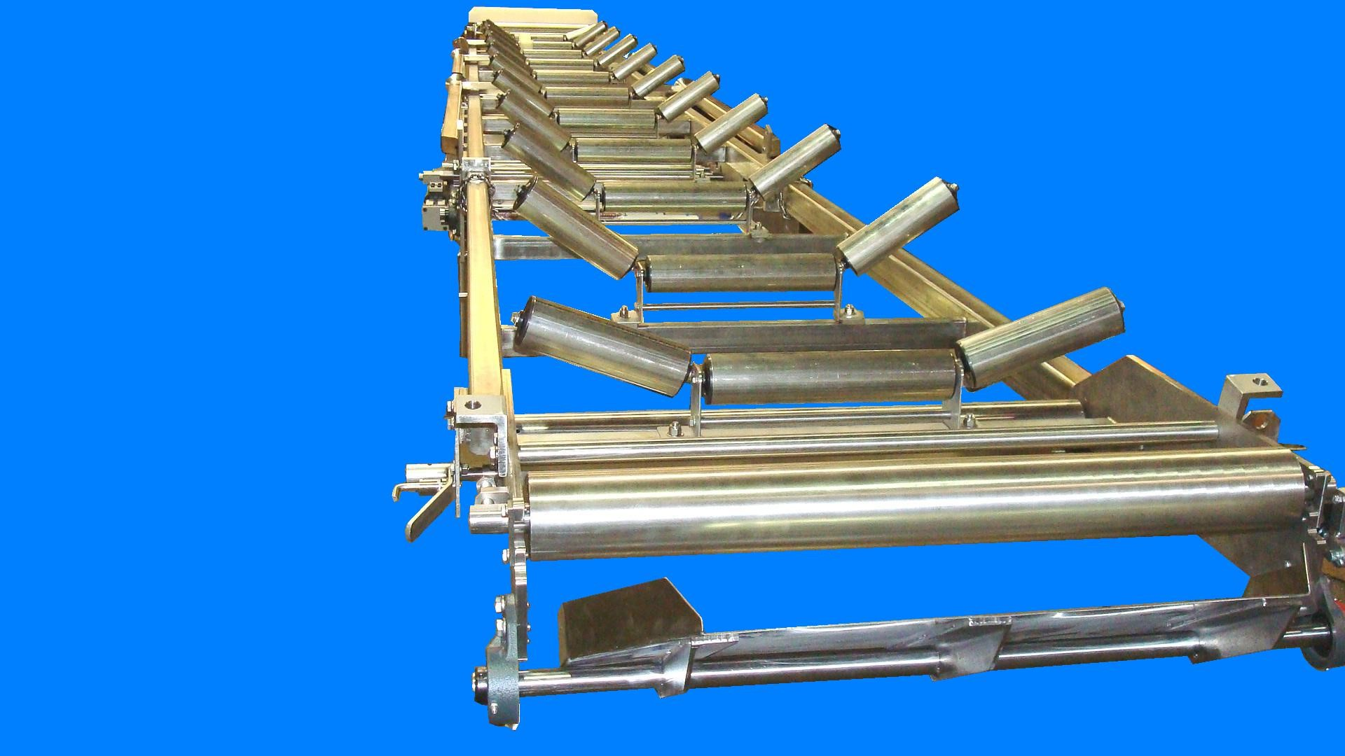 Rabbit Ear Transfer Conveyor