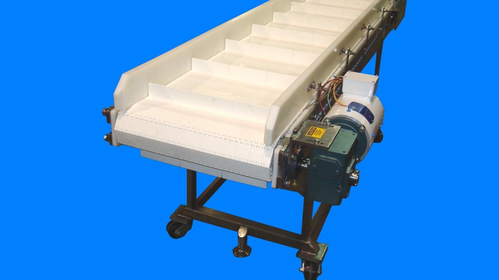Transfer Conveyor Intralox