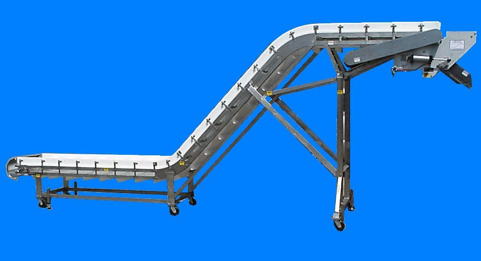Z-Type Transfer Conveyor